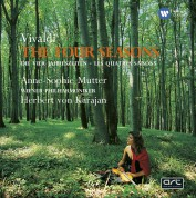 Anne-Sophie Mutter, Wiener Philharmoniker, Herbert von Karajan: Vivaldi: The Four Seasons - CD