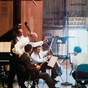 Rudolf Serkin, Jaime Laredo, Philipp Naegele, Leslie Parnas, Julius Levine: Schubert: Trout Quintet - Plak