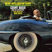 Count Basie: On My Way And Shoutin´ Again - Plak