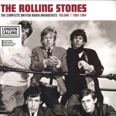 Rolling Stones: The Complete British Radio Broadcasts Volume 1 1963-1964 - Plak