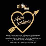 Çeşitli Sanatçılar: Slowtürk Aşkın Şarkıları 2020 - CD