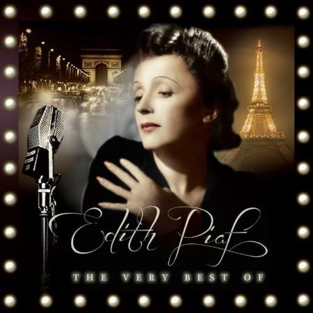 Édith Piaf: The Very Best Of Edith Piaf - Plak