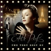 Édith Piaf: The Very Best Of Edith Piaf - Plak