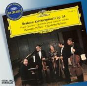 Maurizio Pollini, Quartetto Italiano: Brahms: Piano Quintet Op. 34 - CD