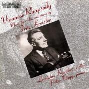 Leonidas Kavakos, Péter Nagy: Kreisler: Viennese Rhapsody - Music for violin and piano - CD