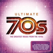 Çeşitli Sanatçılar: Ultimate... 70S - CD