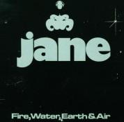 Jane: Fire, Water, Earth & Air - Plak
