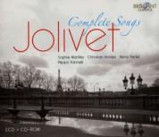Sophie Marilley, René Perler, Christian Immler, Filippo Farinelli: Jolivet: Complete Songs - CD