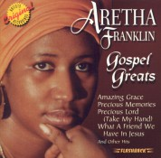 Aretha Franklin: Gospel Greats - CD