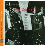 Bud Powell, Dizzy Gillespie, Charlie Parker, Max Roach, Charlie Mingus: The Quintet: Jazz At Massey Hall [Remastered] - CD