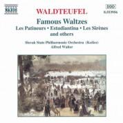 Alfred Walter: Waldteufel: Famous Waltzes - CD