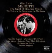 Çeşitli Sanatçılar: Menotti: The Saint of Bleecker Street - CD