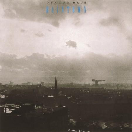 Deacon Blue: Raintown - Plak