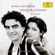 Anna Netrebko, Rolando Villazón, Nicola Luisotti, Staatskapelle Dresden: Anna Netrebko, Rolando Villazón - Duets - CD