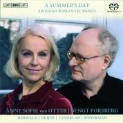 Anne Sofie von Otter, Fredrik Zetterström, Bengt Forsberg: A Summer's Day – Swedish Romantic Songs - SACD