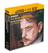 Lorin Maazel, Wiener Philharmoniker: Sibelius: The Seven Symphonies - CD