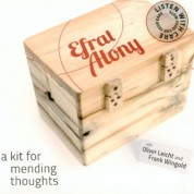 Efrat Alony: A Kit for Mending Thoughts - CD