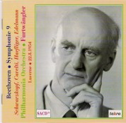 Wilhelm Furtwängler, Philharmonia Orchestra: Beethoven: Symphony No.9 - SACD