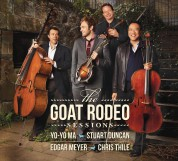 Yo-Yo Ma, Edgar Meyer, Chris Thile, Stuart Duncan: The Goat Rodeo Sessions - CD