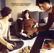 Kings of Convenience: Riot On An Empty Street - CD