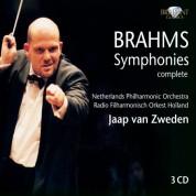Netherlands Philharmonic Orchestra, Radio Filharmonisch Orkest, Jaap van Zweden: Brahms: Symphonies Complete - CD