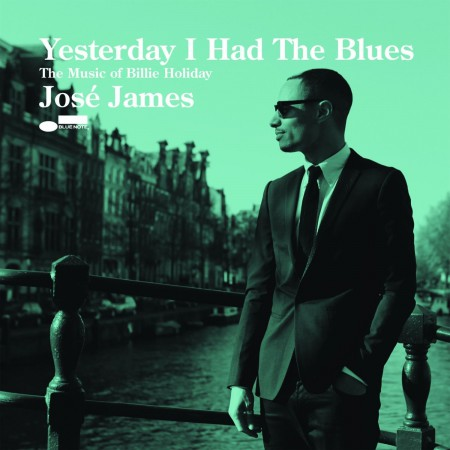 José James: Yesterday I Had The Blues - The Music of Billie Holiday (LP) - Plak