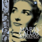 Maria Callas and Friends - The Legendary Duets - CD