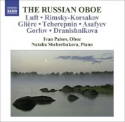 Ivan Paisov: Russian Oboe (The) - CD