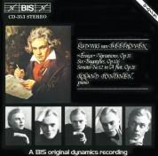Roland Pöntinen: Beethoven: Piano Music - CD