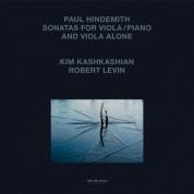 Kim Kashkashian: Hindemith Sonatas - Plak