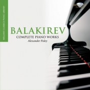 Alexander Paley: Balakirev: Complete Piano Works - CD