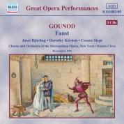 Gounod: Faust (Bjorling, Siepi, Kirsten) (1950) - CD