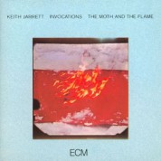 Keith Jarrett: Invocations / The Moth And The Flame - CD
