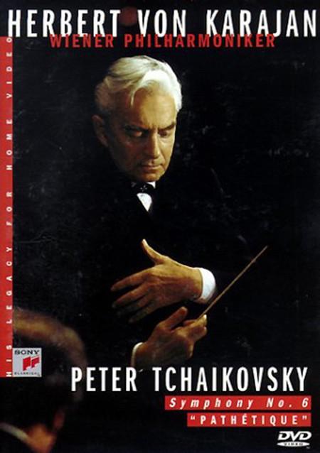 Herbert Von Karajan, Berliner Philharmoniker: Tchaikovsky: Symphony No.6 - DVD
