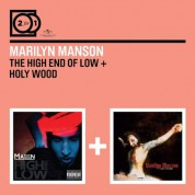 Marilyn Manson: The High End Of Low/ Holly Wood - CD