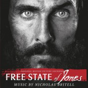 Nicholas Britell: Free State Of Jones (Soundtrack) - Plak