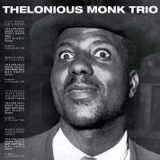 Thelonious Monk Trio + 9 Bonus Tracks - CD