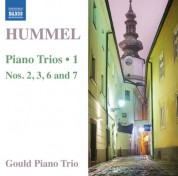 Gould Piano Trio: Hummel: Piano Trios Nos. 2, 3, 6 & 7 - CD
