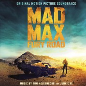 Junkie Xl: OST - Mad Max: Fury Road - Plak