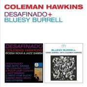 Coleman Hawkins: Desafinado + Bluesy Burrell - CD