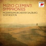 Ivor Bolton, Mozarteum Orchester Salzburg: Muzio Clementi: Symphony No 1-4 - CD