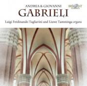 Luigi Ferdinando Tagliavini, Liuwe Tamminga: Gabrieli & Gabrieli: Organ Music - CD
