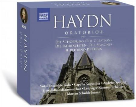 Çeşitli Sanatçılar: Haydn: Oratorios - CD