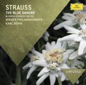 Karl Böhm, Wiener Philharmoniker: Strauss, J.: The Blue Danube & Famous Viennese Waltzes - CD