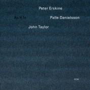 Peter Erskine Trio: As It Is - CD