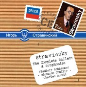 Riccardo Chailly, Charles Dutoit, Vladimir Ashkenazy: Stravinsky: The Complete Ballets & Symphonies - CD