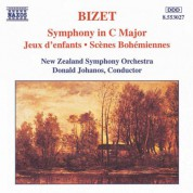 Bizet: Symphony in C Major / Jeux D'Enfants - CD