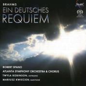 Robert Spano, Atlanta Symphony Orchestra: Brahms: Ein Deutsches Requiem - SACD