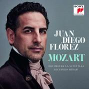 Juan Diego Flórez: Mozart - CD