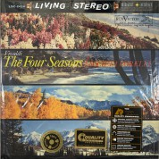 Vittorio Emanuele, Societa Corelli: Vivaldi: The Four Seasons - Plak